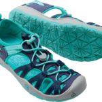 KEEN Moxie sandales – zilas