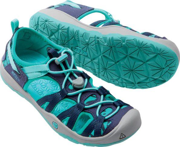 KEEN Moxie sandales – zilas 3