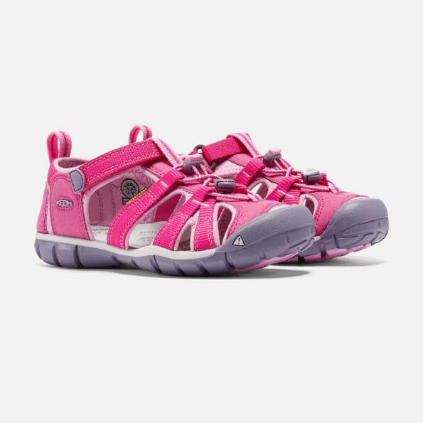 KEEN Seacamp II sandales – rozā