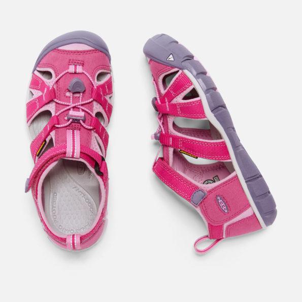 KEEN Seacamp II sandales – rozā 3