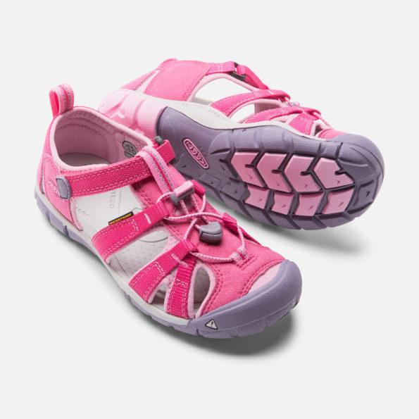KEEN Seacamp II sandales – rozā 4
