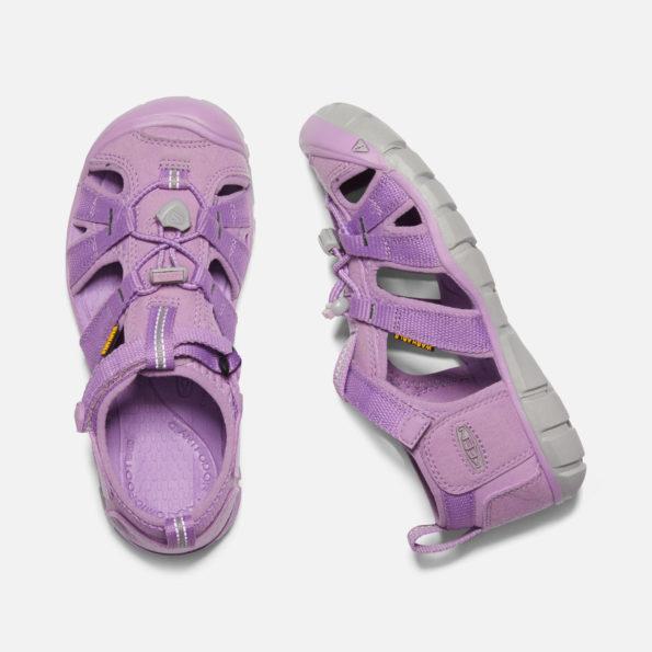 KEEN Seacamp II sandales – violetas 3