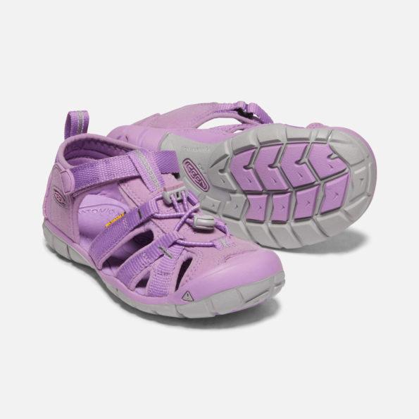 KEEN Seacamp II sandales – violetas 4