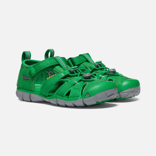 KEEN Seacamp II sandales – zaļš 3
