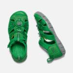 KEEN Seacamp II sandales – zaļš