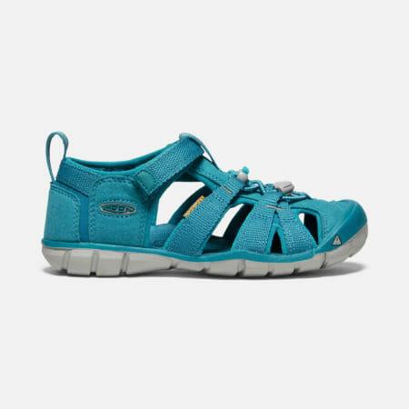 KEEN Seacamp II sandales – tropu zils