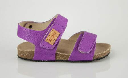 Violetās sandales KAVAT Bomhus