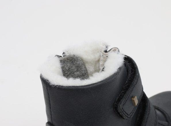Bobux Aspen melnie zābaki mazuļiem 5