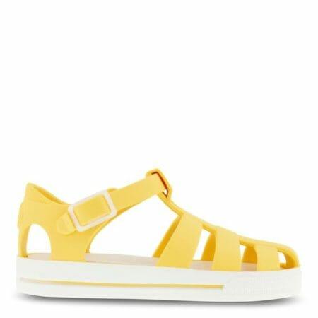 KAVAT pludmales apavi – dzelteni