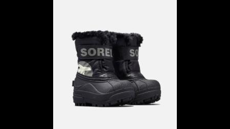 SOREL Snow Commander – pelēki