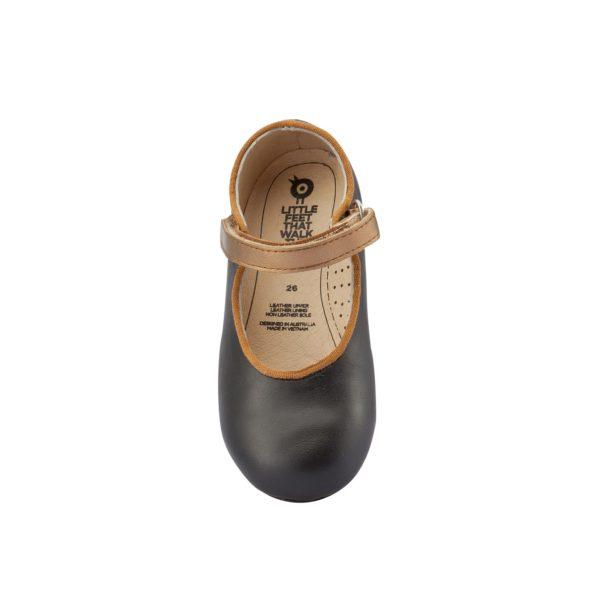 Old Soles Ginger ādas kurpītes 4
