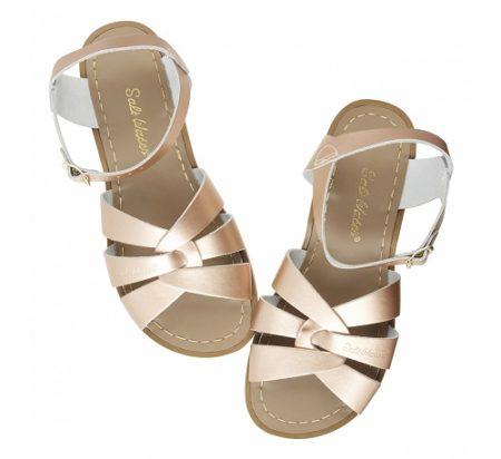 Salt-Water rozīgi zeltītās sandales