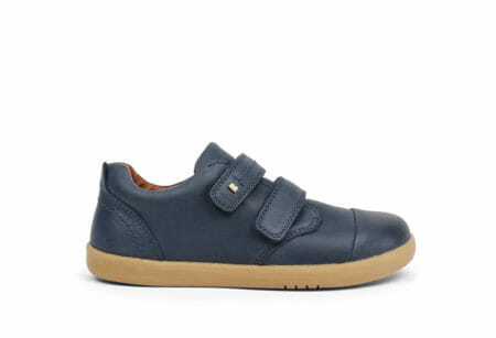 Bobux ādas kurpes Port - zilas