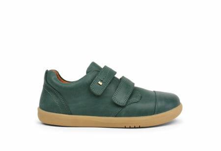 Bobux ādas kurpes Port - zaļas