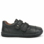Bobux ādas kurpes Port – melnas 1