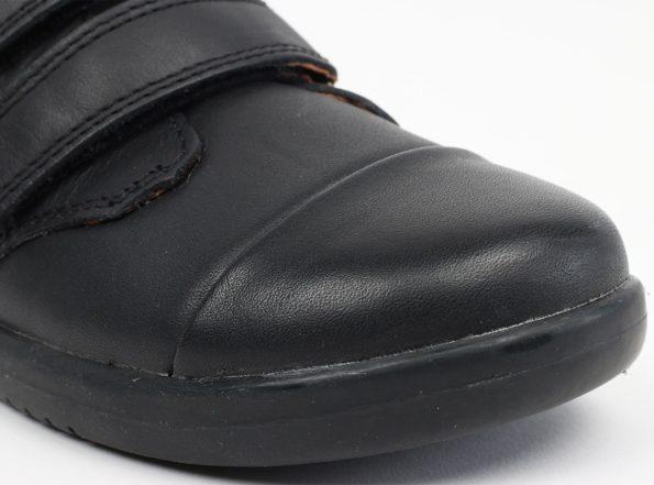 Bobux ādas kurpes Port – melnas 4