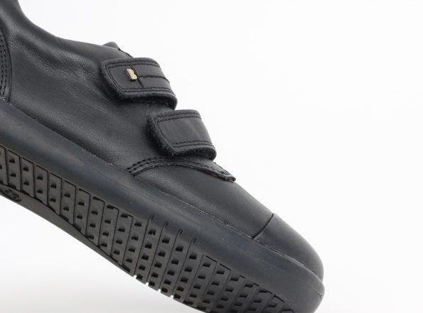 Bobux ādas kurpes Port – melnas 5