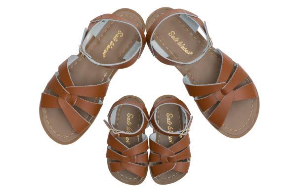 Salt-Water rūsganās sandales jauniešiem 2
