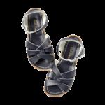 Salt-Water zilās sandales – lielākas 1