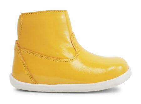 Bobux Paddington ūdensnecaurlaidīgie zābaciņi- dzelteni