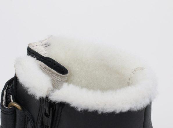 Bobux Aspen melnie ziemas zābaki – lielāki 3