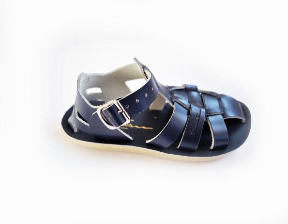 Zilās haizivs sandales 2