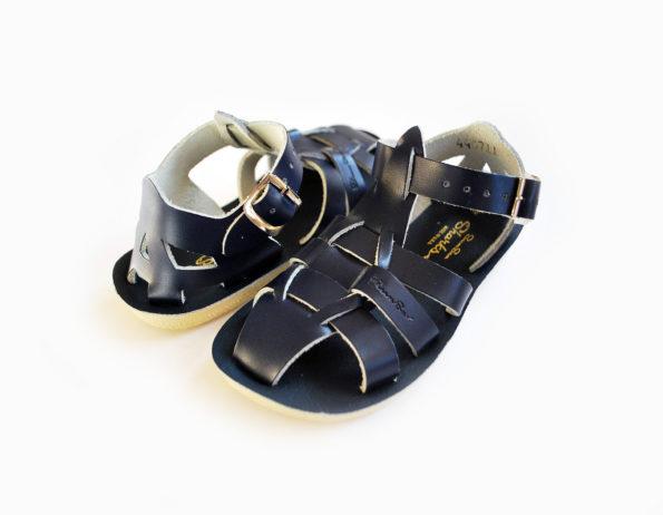 Zilās haizivs sandales 4