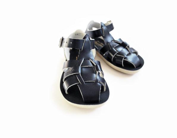 Zilās haizivs sandales 5