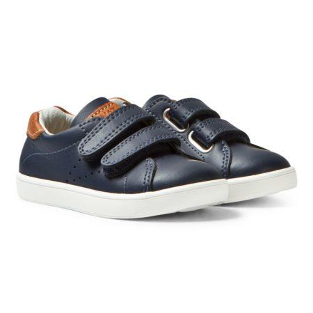KAVAT zilās slēgtās kurpītes
