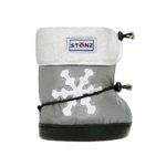 Mazuļu zābaciņi ar sniegpārsliņu