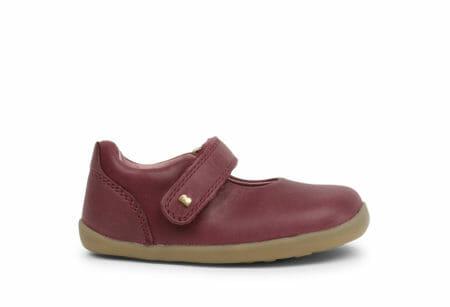 Bobux bordo ādas kurpītes