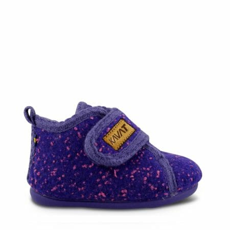 KAVAT violetas vilnas čībiņas Ulvshyttan