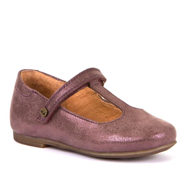 Froddo maigi bordo ādas kurpes