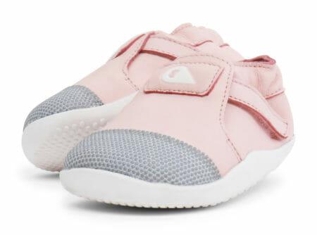 Bobux ādas kurpītes - rozā