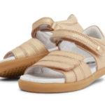 Bobux Hampton sandales - zeltītas