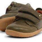 Bobux olīvu zaļās glītās kurpītes