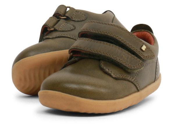 Bobux olīvu zaļās glītās kurpītes 2