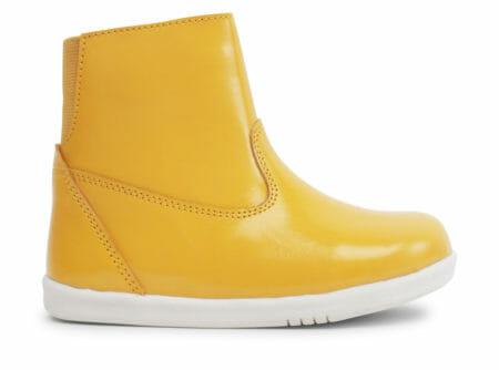 Bobux Paddington IW ūdensnecaurlaidīgie zābaciņi- dzelteni