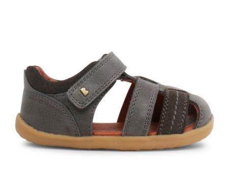 Bobux Roam sandalītes-pelēkas