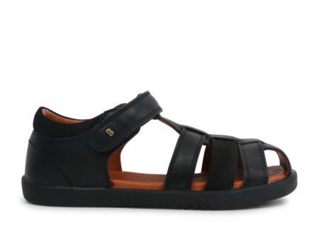 Melnās sandales Bobux Roam KP