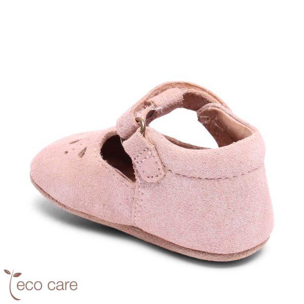 bisgaard ādas kurpītes Bloom-krēmīgas 2