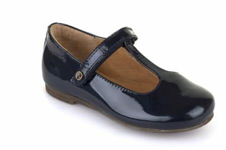 Froddo melnas lakotas kurpes