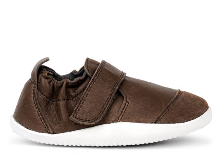 Bobux Marvel ādas kurpītes-brūnas