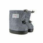 Stonz_booties PLUSfoam_heather grey (1)